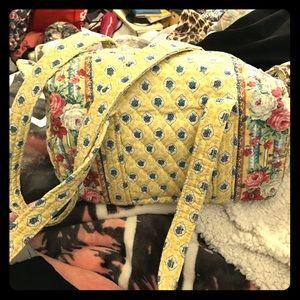 Vintage Vera Bradley Elizabeth 1997 Handbag